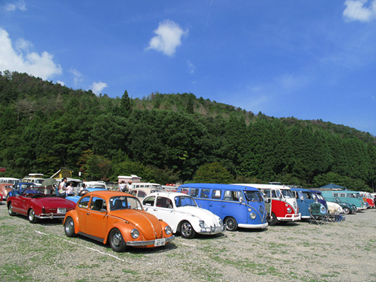 9th VW Autumn
