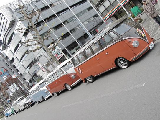 2009年元旦空冷ワーゲンパレード01