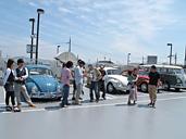 空冷ワーゲンツーリング奈良のどか村