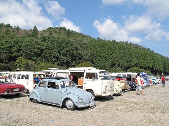 11th VW AUTUMN2010開催しました。