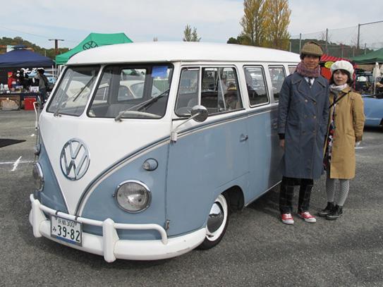 イサム1960タイプ2デラックス15W(ワーゲンバス)
