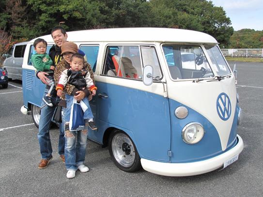 ヨウイチ1965タイプ2デラックス13W(ワーゲンバス)